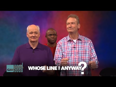 Whose Line Is It Anyway? | Bad Times For Viagra To Kick In | CW Seed