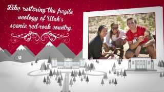 Happy Holidays from the University of Utah! Thumbnail
