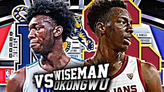 James Wiseman versus Onyeka Okongwu [2020 NBA Draft]