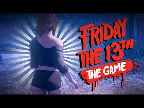 WHY EVERYONE TRYNA GET SOME OF TIFFANY COX!?! | Friday the 13 Game thumbnail