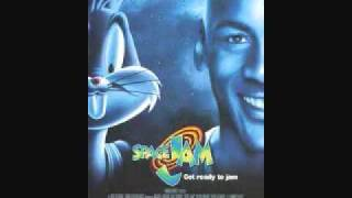 Space Jam - I Believe I Can Fly Octave Change