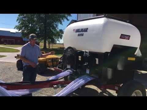 Fennig Equipment Valmar 6056 Chariot Seeder Mount