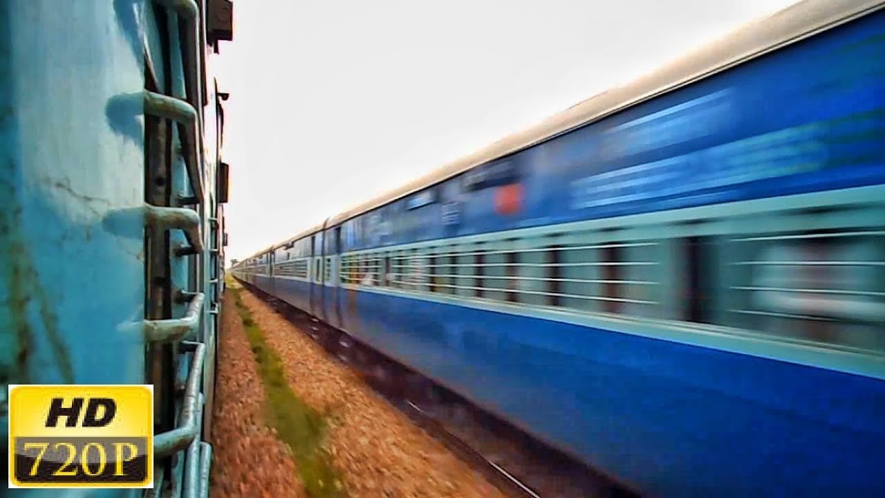 LDH WDM-3A going mad with 22452 CDG-BDTS SF Exp | Gegal Akhri | 12182  Dayodaya Exp | INDIAN RAILWAYS