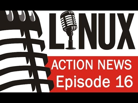 Linux Action News 16