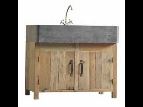 Muebles de cocina youtube for Muebles rusticos para cocina