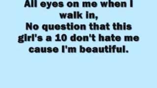 pretty girl rock by keri hilson lyrics