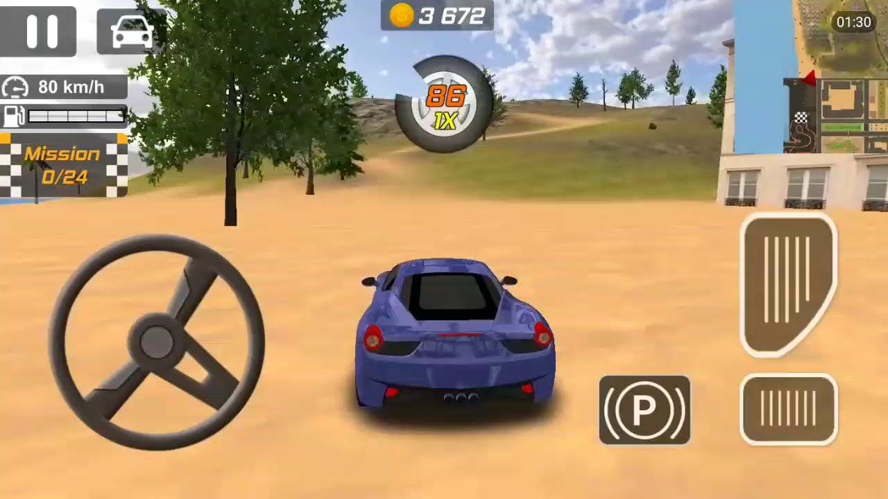 تحميل لعبة سيارات اطفال
