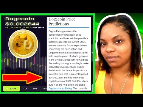 Dogecoin Cryptocurrency Price Prediction Of September 2020| Why Should I Buy More Dogecoins?