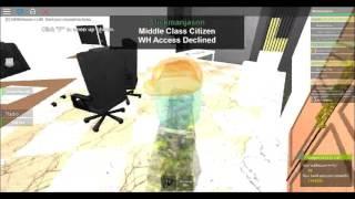 ROBLOX: Einbruch in die Bank Washington DC