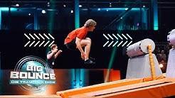 Big Bounce - Die Trampolin Show | Björn Pappenscheller vs. Sören-Sandor Groß | Folge 01 vom 25.01.19