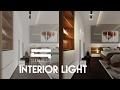Interior Light - Photoshop Architecture