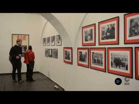 UI featuring... Exhibition by Jaroslav Pap - December revolution in Romania 1989