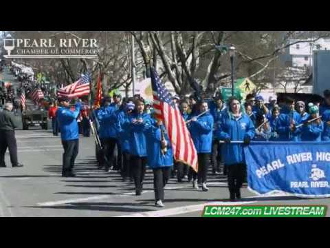 The 55th Annual Pearl River St. Patricks Day Parade (2017)