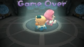 Pikmin 3: Game Over - Ending 2 - 1A