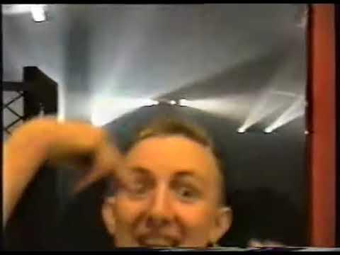 Thuderbirds Disco @ Morton Hall c1990