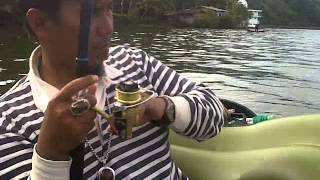 Mancing mania danau singkarak
