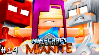Minecraft Mianite: CAPTAINSPARKLEZ VS SYNDICATE 1v1 Me Mate (Ep. 14)