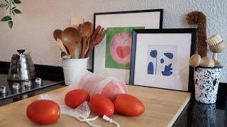 Dailylog#36  |  Kahvaltı, domates çorbası, piknik günü