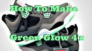 How To Make Green Glow 4
