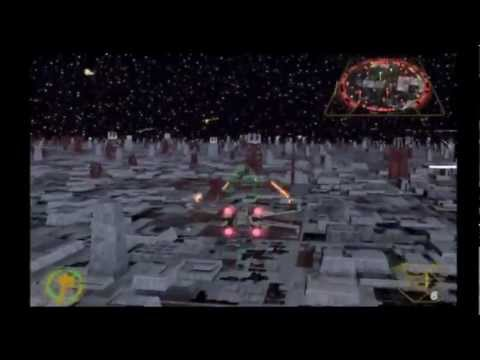 Star Wars Rogue Squadron II: Strike at the Core (Gold Medal)