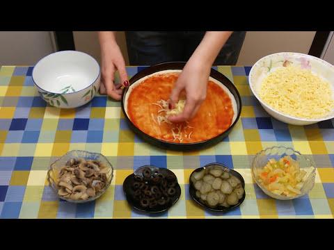 тісто фото піца