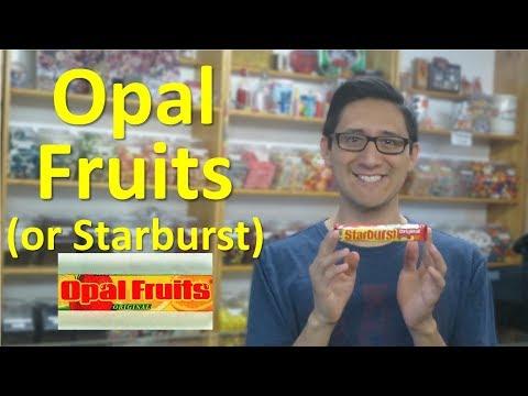 Opal Fruits (Starburst) // TheCandyGuy