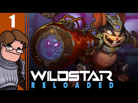 Let's Play Wildstar: Reloaded Co-op Part 1 - For the Dominion!