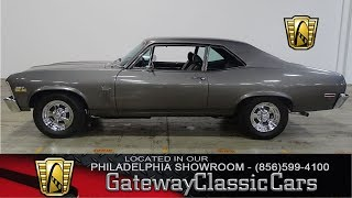 1970 Chevrolet Nova, Gateway Classic Cars Philadelphia - #367