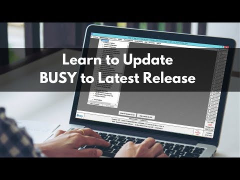 Update BUSY to Latest Release (Hindi)