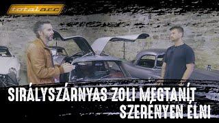 Sirályszárnyas Zoli megtanít szerényen élni - TotalARC 2019/2