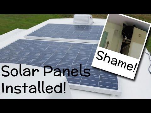 Ep 016 | Solar Panels & Ladders | Endless, We Wander