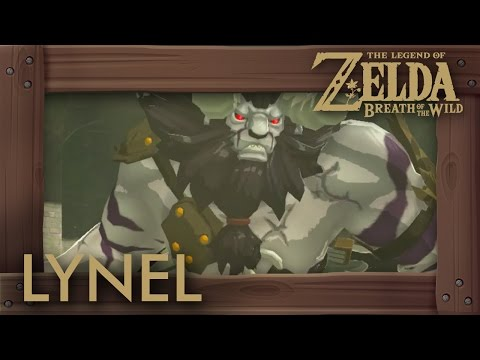 Zelda Breath of the Wild - All Lynel Locations