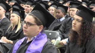 Amherst College Commencement, 2017