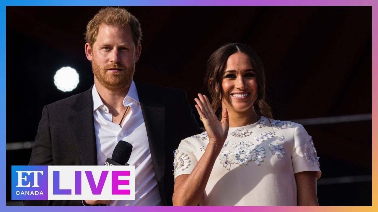 Download Prince Harry, Meghan Markle Call For Vaccine Equity At Global Citizen Live