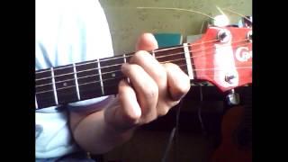 Саруханов - Алые паруса (Аккорды на гитаре)