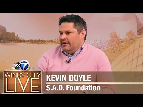Kevin Doyle | SAD Foundation