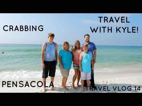 FLORIDA DAY 4 | PENSACOLA BEACH | TRAVEL WITH KYLE
