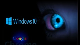 TUTORIAL WINDOWS 10,  SOLUCIÓN AL PROBLEMA DE GOOGLE CHROME