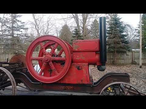 9hp E Economy engine