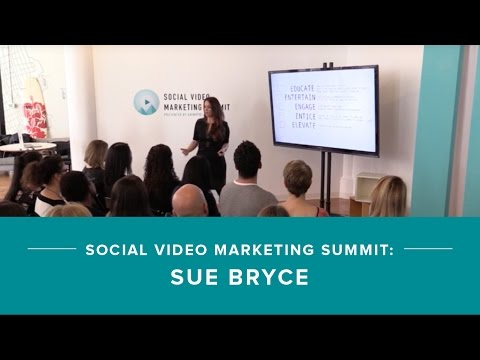 Sue Bryce shares her tips for effective social media marketing