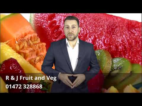 Fresh Fruit deliveries by R & J Fruit and Veg