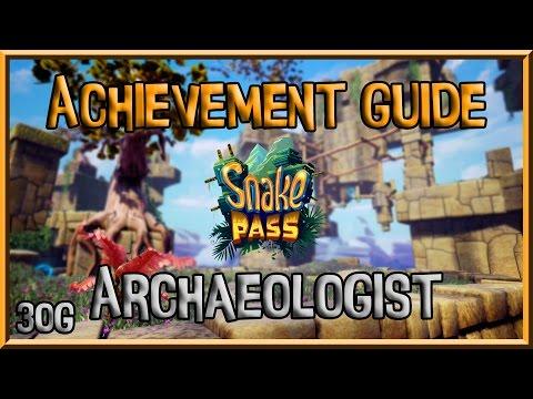 Snake Pass - Achaeologist Achievement
