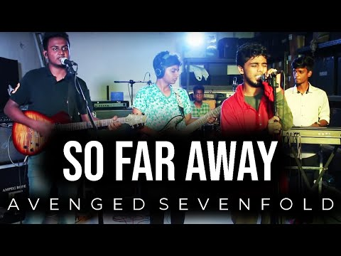 Avenged sevenfold - So far away (cover) by Loot77