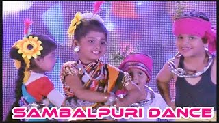 Sambalpuri Dance Performance by Kids of Vedic International School