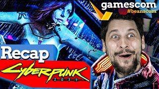 Das ist unsere Meinung zur Cyberpunk 2077 - GC-Präsentation | gamescom 2019