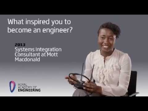 Dr Nike Folayan - Designed to Inspire - Royal Academy of Engineering