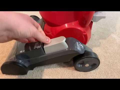 My Dirt Devil Dash Vacuum