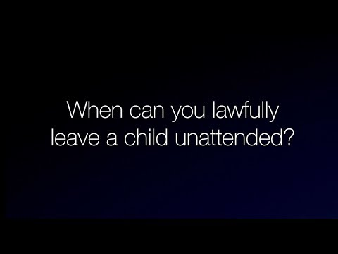 Tips to help Queensland parents/carers understand laws about leaving kids unattended