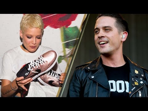 Halsey Spent HOW MUCH on a Pair of Sneakers for Boyfriend G Eazy??!