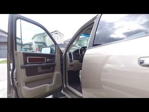2009 Dodge RAM 1500 Crew Cab Laramie 4x4 w/ RAM BOX - Interior